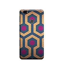 Ebby Premium Printed Back Case Cover With Full protection For Huawei Nexus 6P (Designer Case)