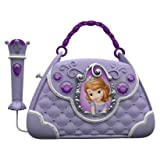 KIDdesigns Sofia The First Time to Shine Sing-Along Boombox