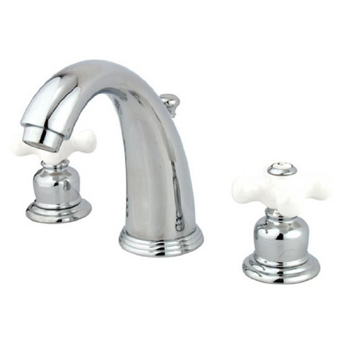 3 G1big Top Cheap Kingston Brass Kb981px Victorian Widespread Lavatory Faucet Porcelain Cross