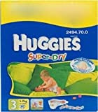 Huggies Super-Dry Size 3 x 18