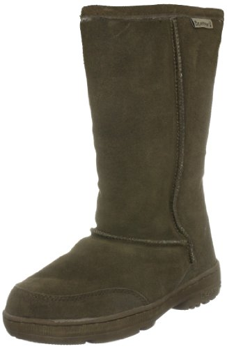 Bearpaw Women's Meadow Maple Fur Trimmed Boot 605W 8 UK