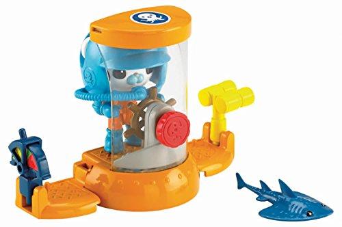 Fisher-Price Octonauts Barnacles' Octopod Steering Deck