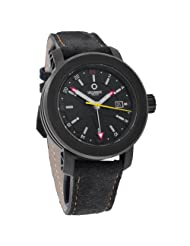 Meccaniche Veloci Ace Cafe GMT Mens Automatic Titanium Luxury Watch W207GMTR3-106 ORG