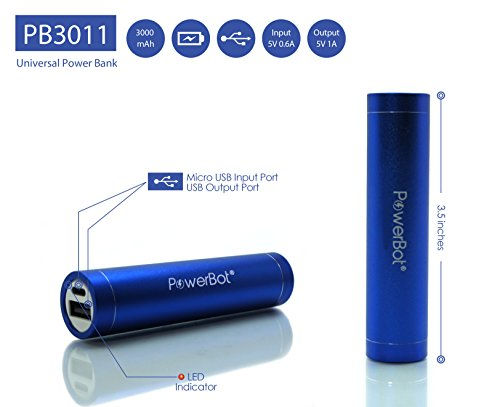 SoundBot-PB3011-3000-mAh-Power-Bank