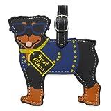 LittleGifts Rottweiler Luggage Tag