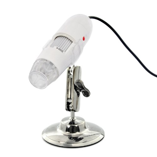 Digital Microscope Camera - Video Out, 400X Zooming