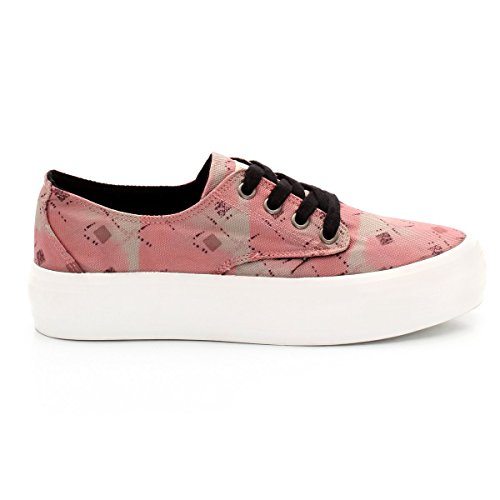 Coolway Donna Baskets Basse Coolway Taglia 41 Rosa