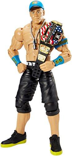 JOHN CENA - WWE ELITE 40 MATTEL TOY WRESTLING ACTION FIGURE by Wrestling