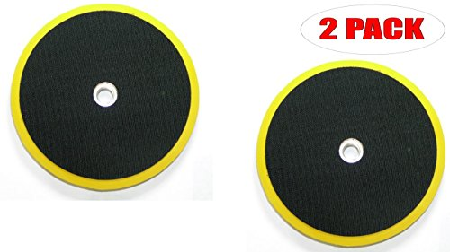 Dewalt DWP849 OEM Replacement Backer Pad (2 Pack) # N092491-2pk (Dewalt Polisher Pads compare prices)