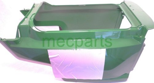 John Deere Lower Hood AM132595 for models 345, GX345, LX279, LX277 and LX289.