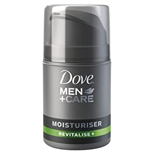 Dove for Men Revitalise Moisturiser - 50 ml