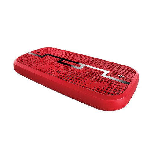 Sol Republic DECK Wireless Bluetooth Speaker (Vivid Red)