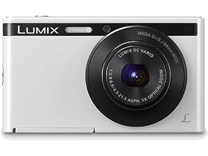 Panasonic Lumix DMC-XS1W 16 MP Digital Still Camera with 5x Optical Zoom (White)