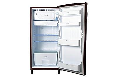 Kenstar NH203EBR-FDA Direct-cool Single-door Refrigerator (190 Ltrs, 3 Star Rating, Burgundy Red)