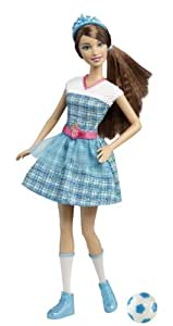 Barbie Princess Charm School: School Girl Princess Hadley Doll