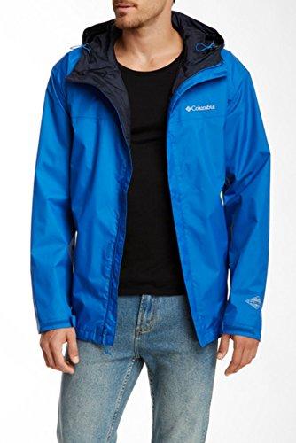 Columbia Men's Watertight II Jacket, Hyper Blue, X-Large
