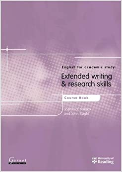 Academic writing course : study skills in English