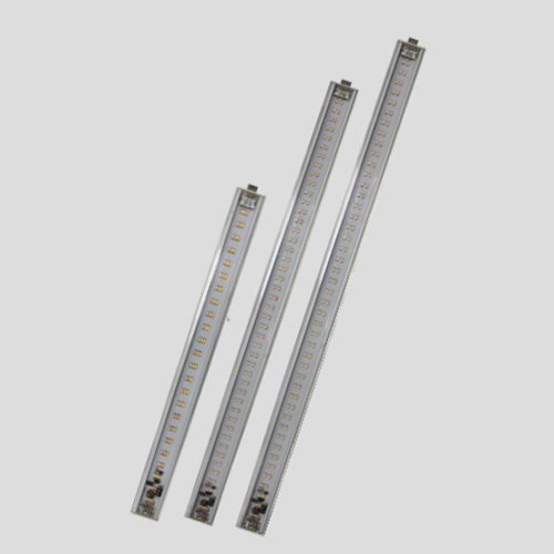 Linkable 20 Inches Low Profile Aluminum LED Rigid