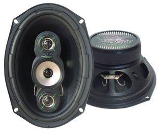 Lanzar Vx7104 Vx 7-Inchx 10-Inch Four-Way Speakers
