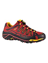 Rocky Brands Men's OX BLOOD Declination Athletic Trail Red/Black Shoe Shoe