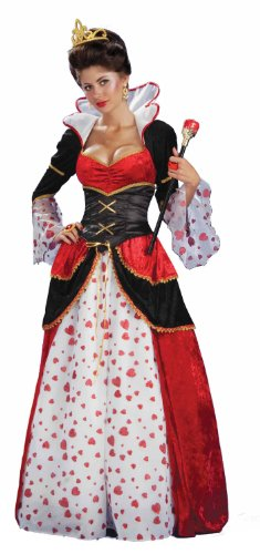 Forum Wonderland Hearts Costume Standard