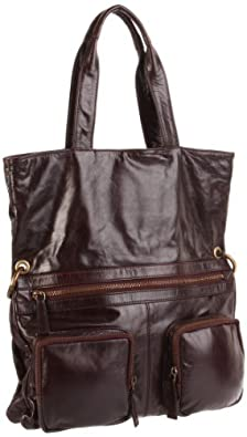 Latico Sally 3010 Tote,Blackberry,One Size