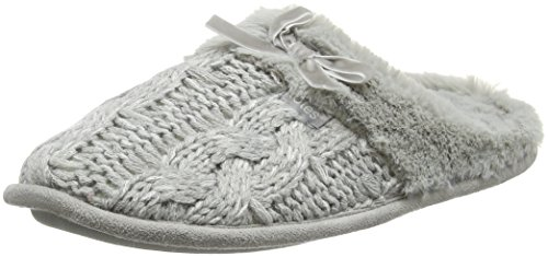 totes-women-ladies-cable-knit-mule-open-back-slippers-grey-grey-m-uk-38-39-eu