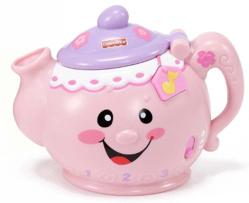 Fisher-Price Laugh & Learn Say Please Tea Set | Great website for quality Baby Products