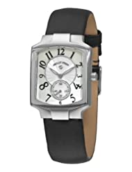 Philip Stein Women's 21-FMOP-IB Classic Black Silk Strap Watch