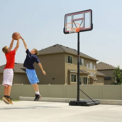 Lifetime Products 90689 Portable Basketball System