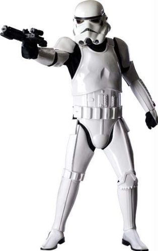 Costumes For All Occasions Ru909866 Stormtrooper Supreme Costume