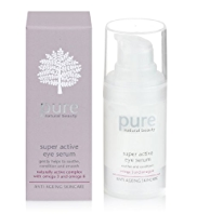 Pure Anti-Ageing Super Active Eye Serum 15ml