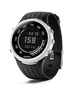 Suunto t1c Heart Rate Monitor and Fitness Watch (Black Pattern)