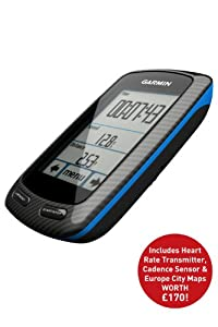 Garmin Edge 800 Bundle CN blau / schwarz