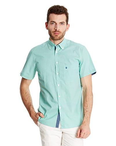 Macson Camisa Hombre Verde