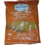 Rajah Mixed Curry Powder (Mixed Masala) Extra Hot 1kg