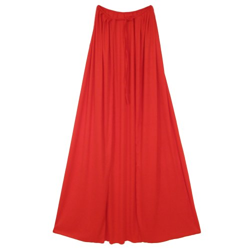 "SeasonsTrading 48"" Red Cape ~ Halloween Costume Accessory"
