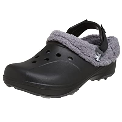 crocs Unisex Woolly Lined Clog