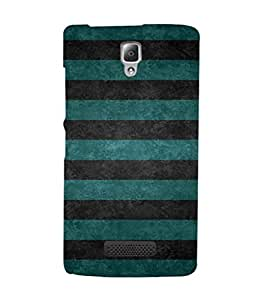 EPICCASE Blue wave pattern Mobile Back Case Cover For Lenovo A2010 (Designer Case)
