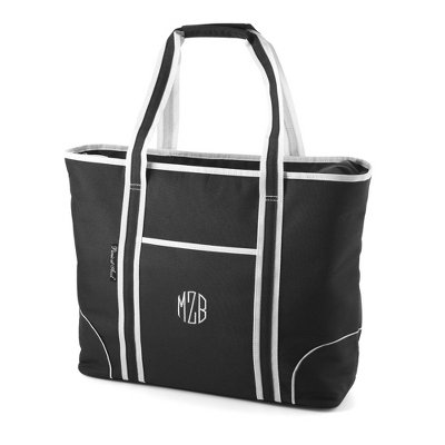 Personalized, Monogrammed Insulated Tote Bag front-70018