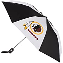 Washington Redskins Auto Folding Umbrella
