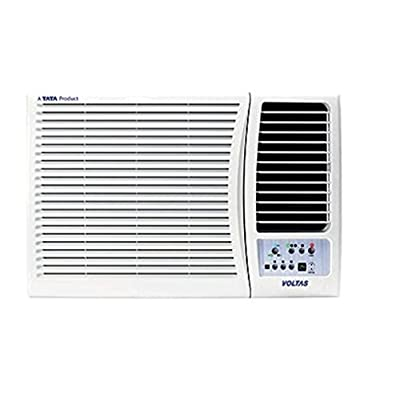 Voltas 185 ZY Window AC (1.5 Ton, 5 Star Rating, White)