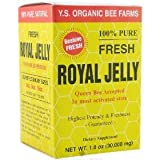 100% Fresh Royal Jelly 30,00 mg - 1.0 oz - Liquid