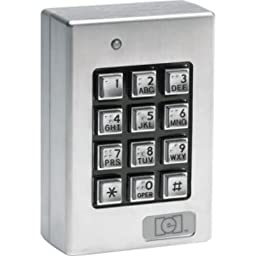 IEI International Electronics 232SE Weatherproof Keypad