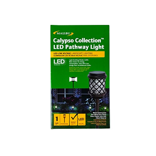 Malibu LED Pathway Landscaping Light Calypso Collection