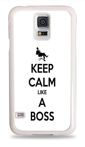 Quotes Phone Case White Silicone Case For Samsung Galaxy S5