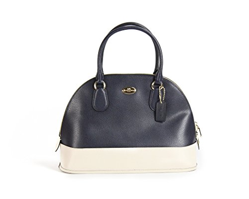 You Save Coach F34491 Cora Domed Satchel