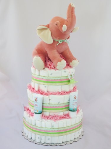 Cute Diaper Cakes back-495847