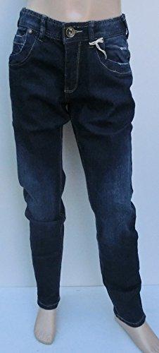 Hose Million X Jungen Jeans blau Regular Fit Gr. 128 - 176, Größe:164