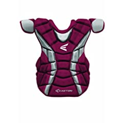 Easton Youth Force Catchers Chest Protector (Maroon) by Easton